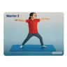 Excellerations® Anti-Slip Yoga Pose Activity Pads Set of 14