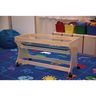Value Line™ Birch Clear Tub Sand and Water Table