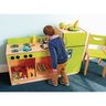Let's Play Toddler All-In-One Kitchen