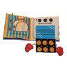 Little Chef Cloth Book