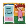 What Should I Wear? Cloth Book