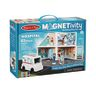 Magnetivity Magnetic Building Play Set 83-Pieces - Hospital