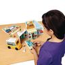 Magnetivity Magnetic Building Play Set 106-Pieces School