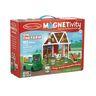 Magnetivity Magnetic Building Play Set 102-Pieces Farm