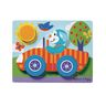 First Play Jigsaw Puzzle Set of 4- Vehicles