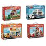 Magnetivity Magnetic Building Play Set 365-Pieces - Set of All 4