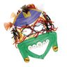 Tribal Cardstock Masks - Set of 20