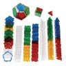 Crystal Polydron Super Set 164 pcs