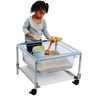 Fun2 Play Activity Stand, Lid and Tray - 15.75 Inches High