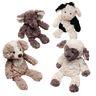 Plush Stuffed Animals Set of All 4