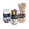 Adhesive Chalkboard Film Roll - 12 in. x 10 ft.