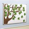 Big Tree Bulletin Board - 49 piece set
