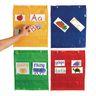 Magnetic Pocket Chart Squares - Set of 4