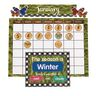 Big Tree Calendar Bulletin Board Set