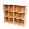 Big Cubbie Storage - 12 Section