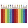 Sound Absorbing Wall Tiles - Colored Pencil Set