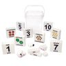 Excellerations® Puzzle Up Numbers & Objects - 80 Pieces