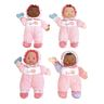 """Lil' Hugs Soft Body Baby Doll 12"""" - Set of All 4"""