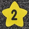 Carpet Mark-Its? - Numbers Through 25