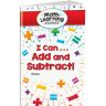 Math Learning Journals? - I Can Add And Subtract!