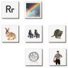 EZread™ Magnetic Photo Tiles: Beginning Sounds