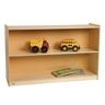 Straight Shelf Storage