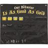 Our Behavior Is As Good As Gold Space-Saver Pocket Chart Refill Kit?