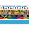 Classroom Banner Signage - Reading