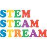 Classroom Display Letters - STEM/STEAM/STREAM