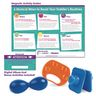 The Kindermusik® Case for Music for You & Your Toddler Activity Kit