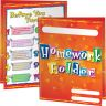 Laminated Homework Folder Two-Pockets