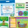 Family Engagement Math - Practice, Solve and Play Pack - Kindergarten