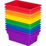 All-Purpose Bin - Set of 12 - 6 Colors