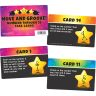 Move And Groove! Numbers Through 25 Task Cards - Set of 20