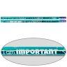 Positive Affirmation Pencils - Set of 12