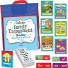 Deluxe Family Engagement Reading - Read, Write and Play Pack - Kindergarten