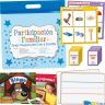 Participacion Familiar: Kindergarten Juego-Paquete Para Leer Y Escribir (Family Engagement: Kindergarten Read, Write, And Play Pack)