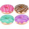 "Squish Donut 3"" - Set of 12"