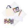 Colorations® Decorate Your Own Fabric Crafts, Set of 6