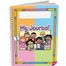 Deluxe Spiral Draw and Write Journals (Kids Cover) - 6 Pack