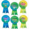 Growth Mindset Sticker Badges