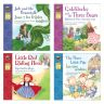 Set Of Six Beloved Classic Tales Entrances Children Yet Again In English/Spanish Versions