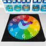Clock Rug