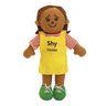 Excellerations® Bilingual Emotions Plush Dolls - Set of 4