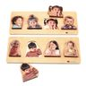 Excellerations® Emotion Puzzles for Toddlers - Set of 2