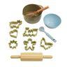 Eco-Friendly Baking Play Set, 11 Pieces