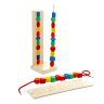 Sort the Beads - 40 Wooden Beads with Task Cards