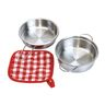 Stainless Steel Pots and Pans Cookware