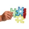 Excellerations® Translucent Waffle Blocks - 72 Pieces