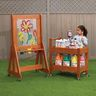 Excellerations® Outdoor Arts & Crafts Furniture Set